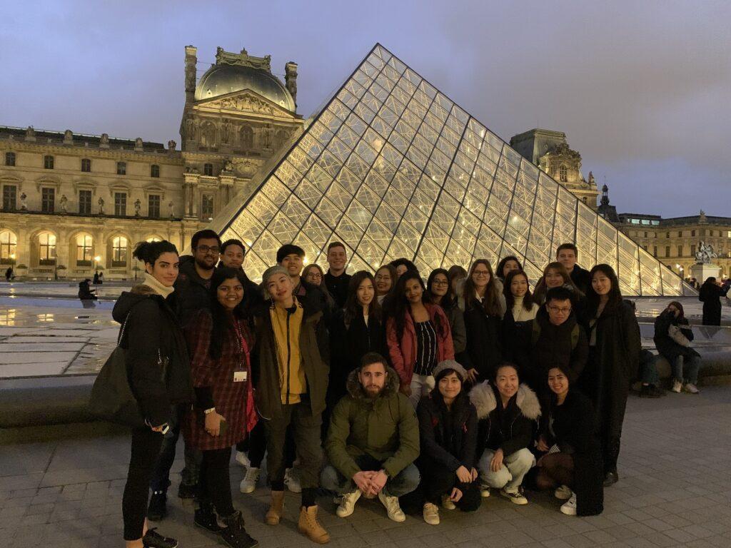 Paris Winter School Louvre Visit