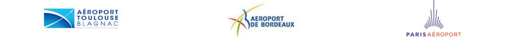Bandeau Aeroports