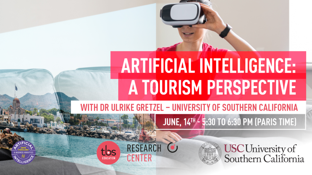 Artificial Intelligence From A Tourism Perspective