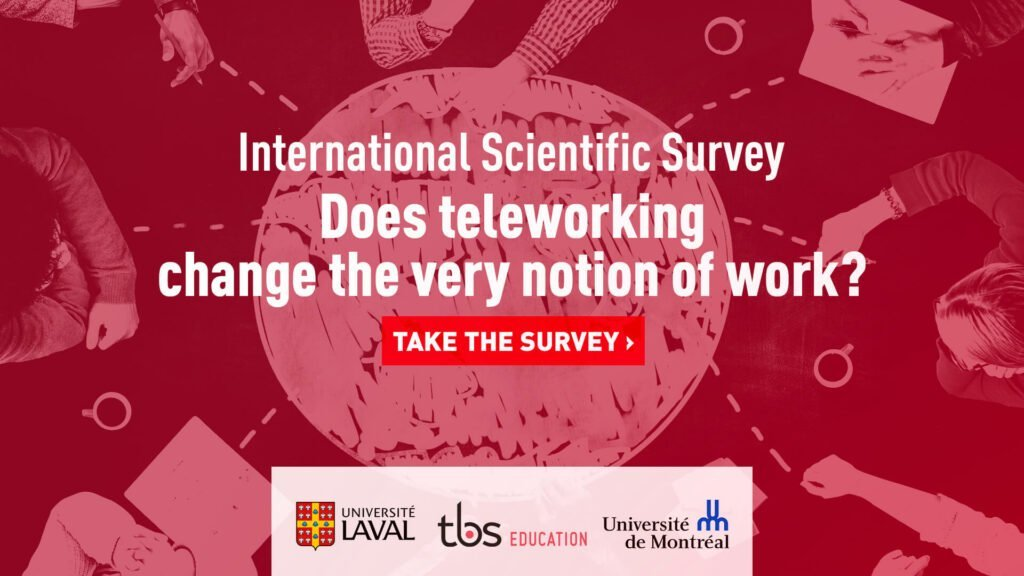 Tbs Survey Teleworking 2021