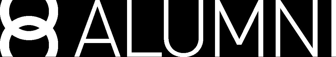 Logo Alumni White