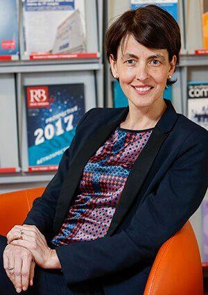 Dr Marie Boitier Associate Dean of Faculty