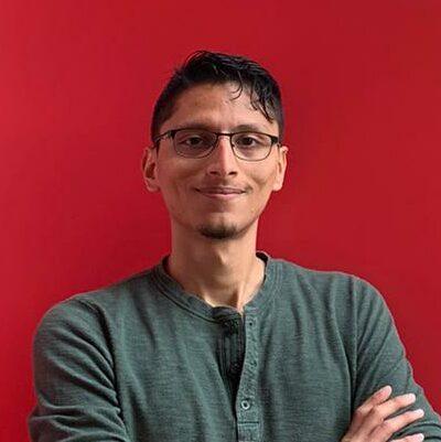 Cesar Valero - Eiffel Scholarship Awardee