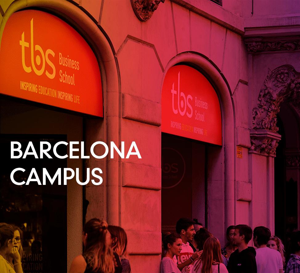 TBS Barcelona campus