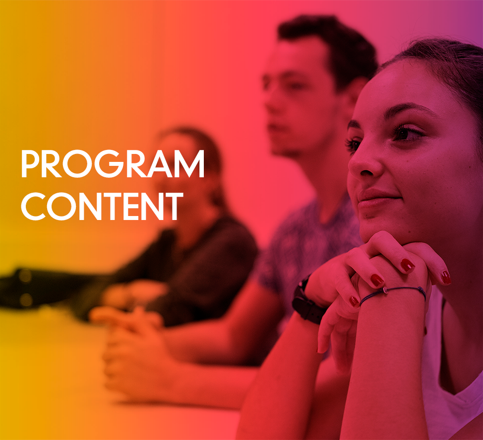 Bachelor - Program Content