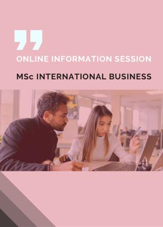 BCN Featured MScIB