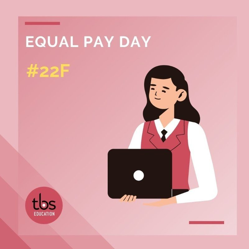 Equal Pay Day TBS