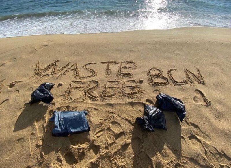 waste free project tbs barcelona