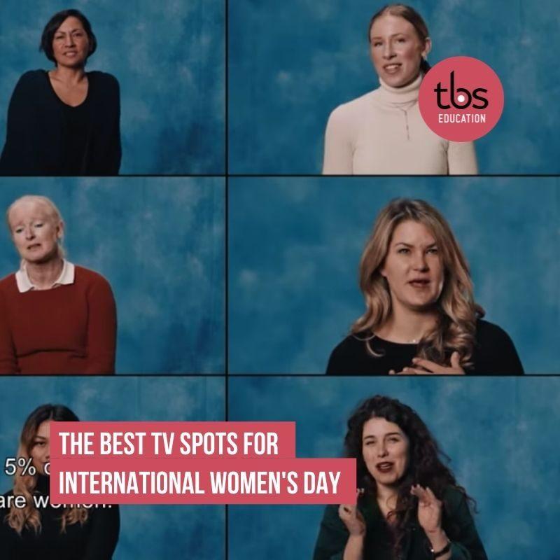 women spots women's day