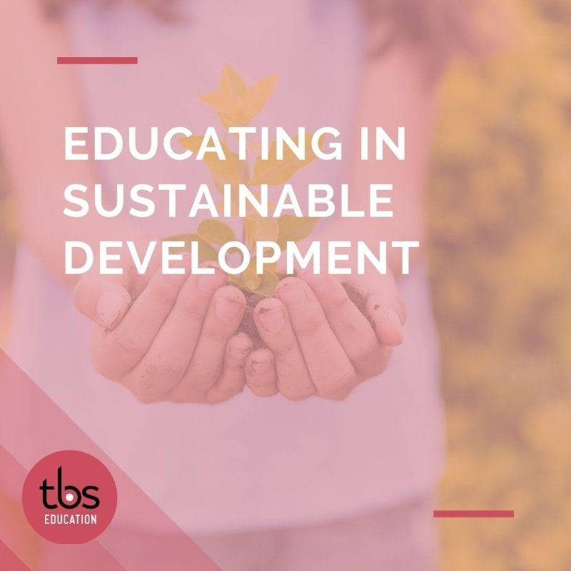 educating in sustainable development