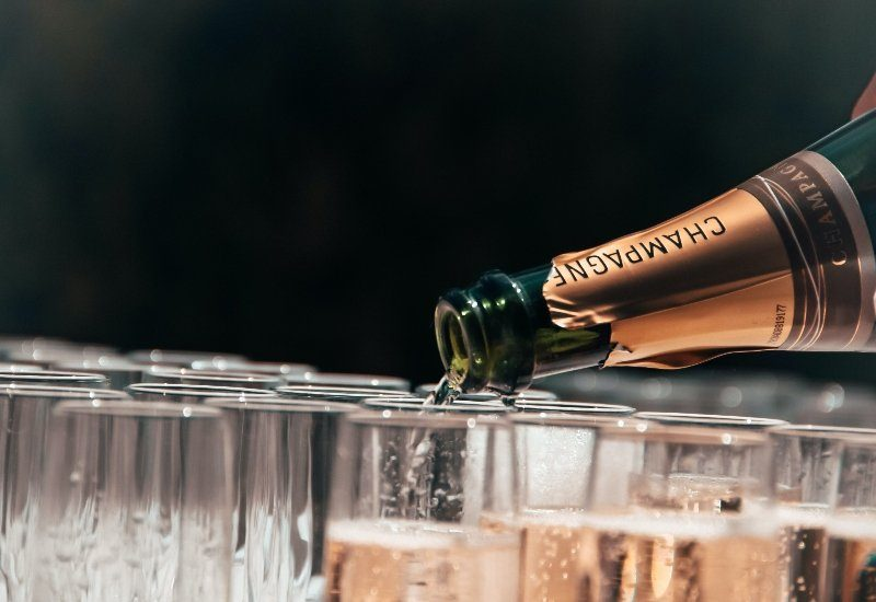 champagne effect